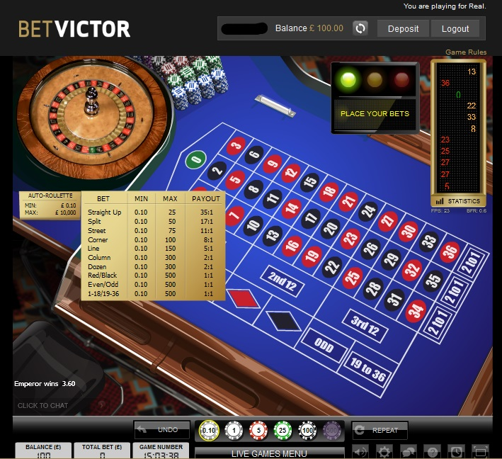 bet-victor-live-low-roulette