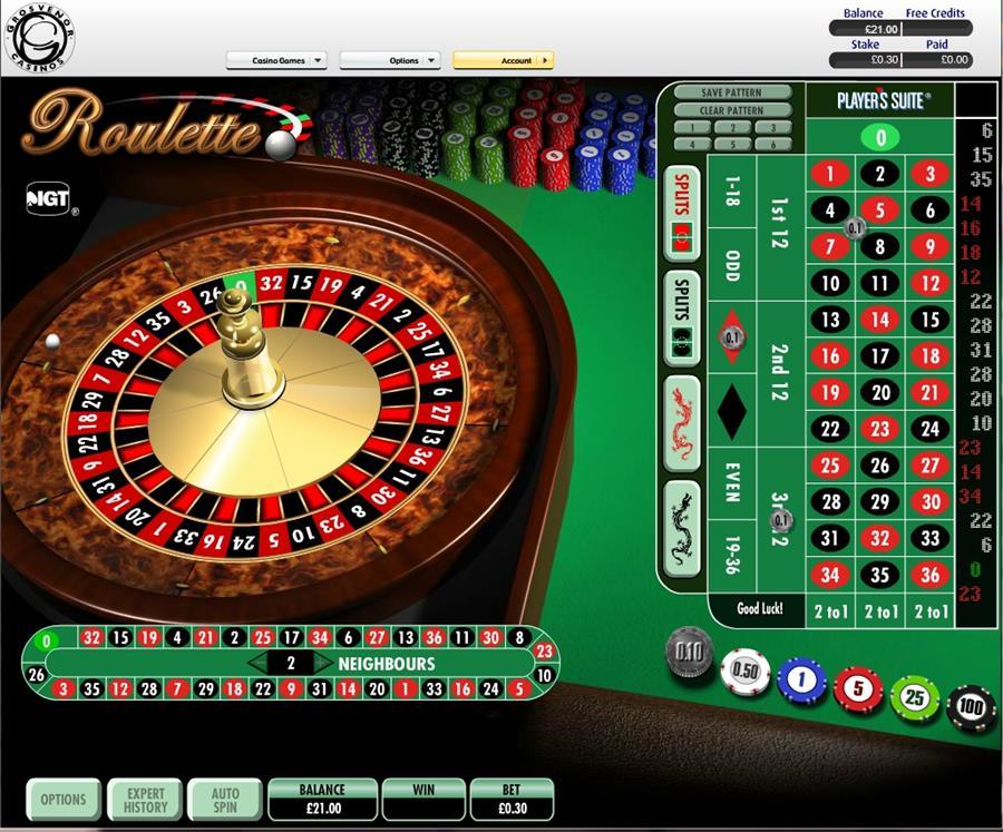 g-casino-roulette